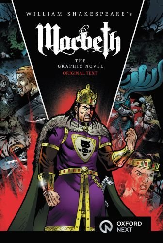 William Shakespeare's Macbeth the Graphic Novel
