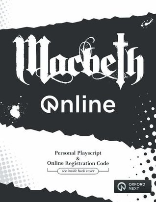 Macbeth ONLINE: Personal Playscript and Website Registration Code