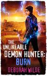 Burn (The Unlikeable Demon Hunter: Nava Katz, #6)