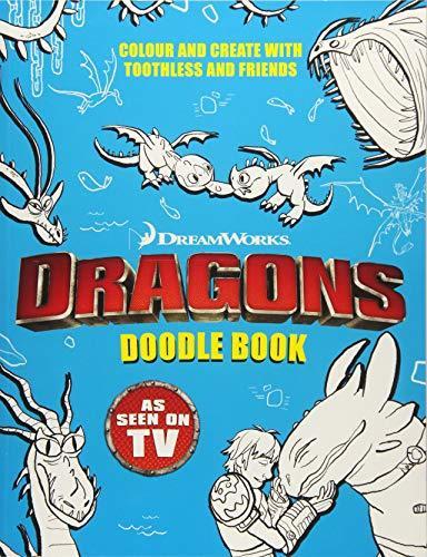 Dragons: Doodle Book