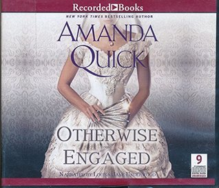 Otherwise Engaged by Amanda Quick Unabridged CD Audiobook