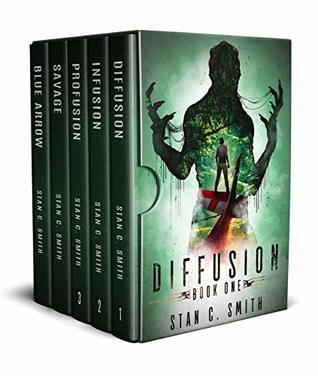 Diffusion Box Set: An Alien First Contact Adventure Series