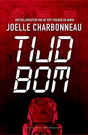 Tijdbom by Joelle Charbonneau