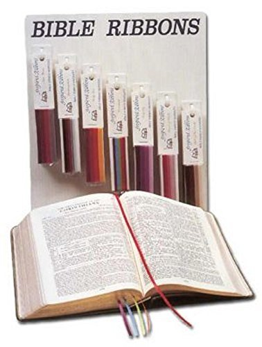 New Wine Bible Ribbon Markers