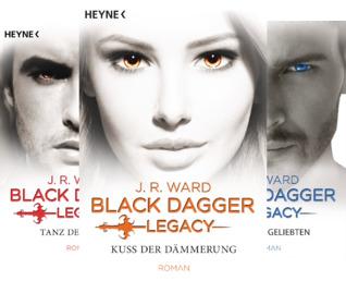 BLACK DAGGER LEGACY (Reihe in 3 Bänden)