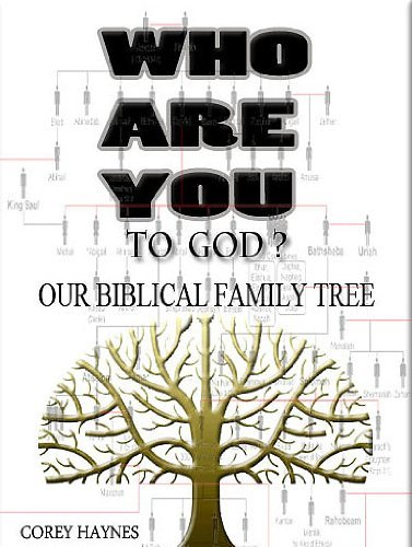 WHO ARE YOU TO GOD?