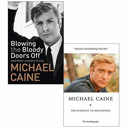 Blowing the bloody doors off [hardcover], the elephant to hollywood 2 books collection set by michael caine