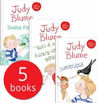 Judy Blume's Fudge Collection - 5 Books
