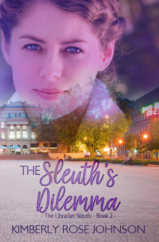 The Sleuth's Dilemma (The Librarian Sleuth, #2)