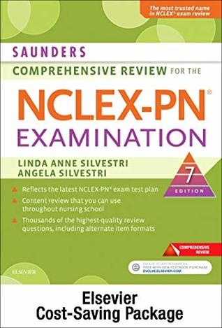 Saunders Comprehensive Review for the Nclex-Pn? Examination - Elsevier eBook on Vitalsource + Evolve Access