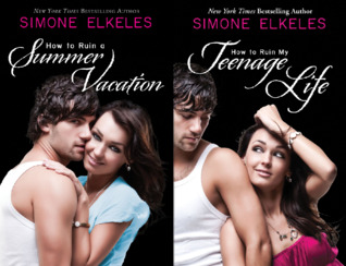 How to Ruin a Summer Vacation Novel (2 Book Series)