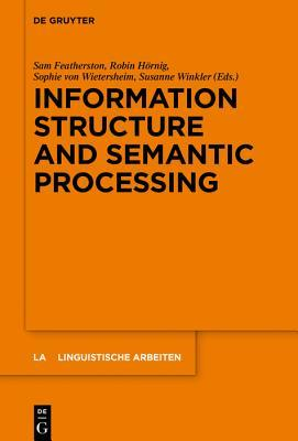 Experiments in Focus: Information Structure and Semantic Processing