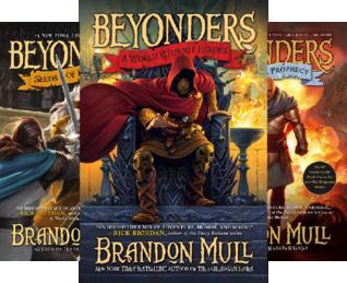 Beyonders (3 Book Series)