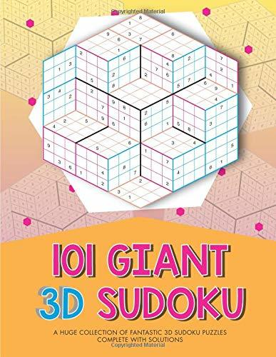 101 Giant 3D Sudoku