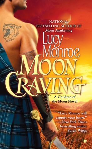 Moon Craving (Children of the Moon, #2)