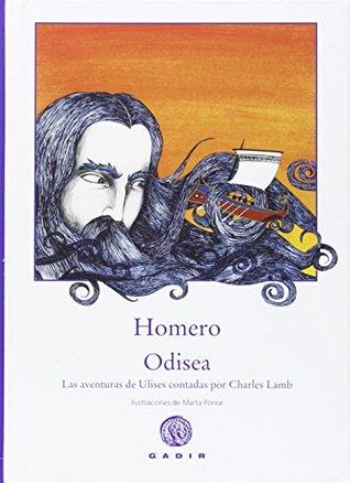Odisea: Las aventuras de Ulises contadas por Charles Lamb
