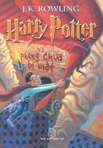 Harry Potter Và Phòng Chứa Bí Mật  (Harry Potter, #2)