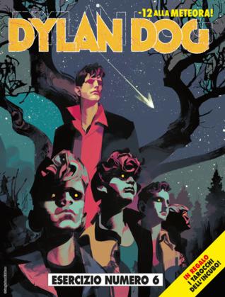 Dylan Dog n. 388: Esercizio numero 6