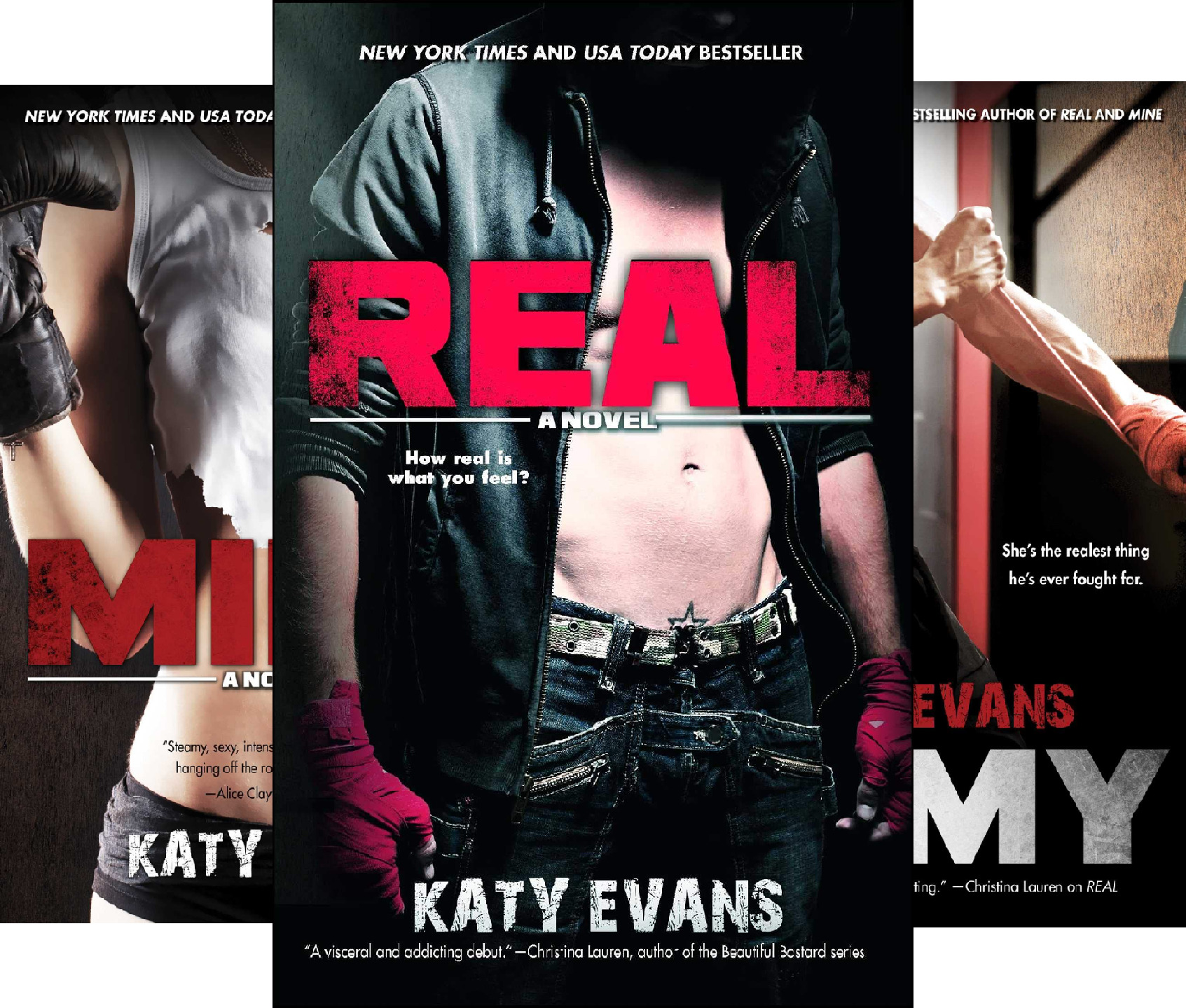 The REAL Series (6 Book Series)
