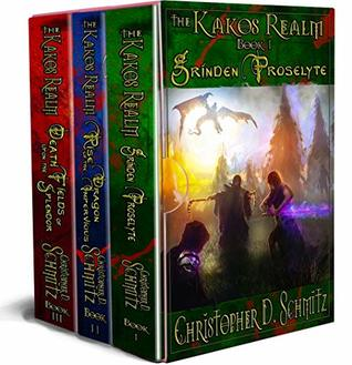 The Kakos Realm Collection: eBooks 1-3
