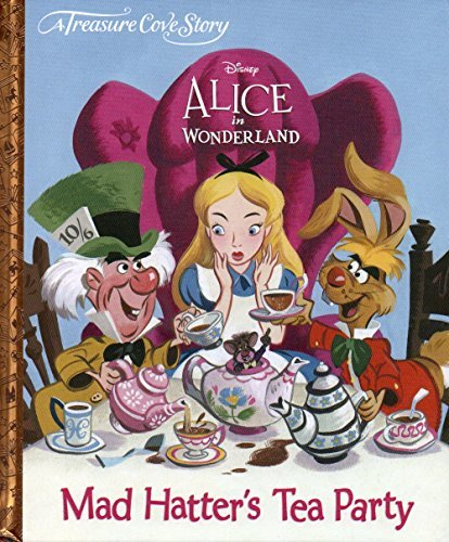 TC - Mad Hatter's Tea Party from Alice In Wonderland