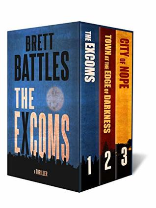 The Excoms Thrillers: Books 1-3 (The Excoms Box Set Book 1)