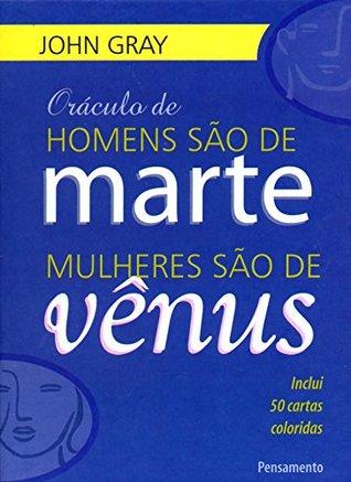 Oráculo de Homens São de Marte, Mulheres São de Vênus