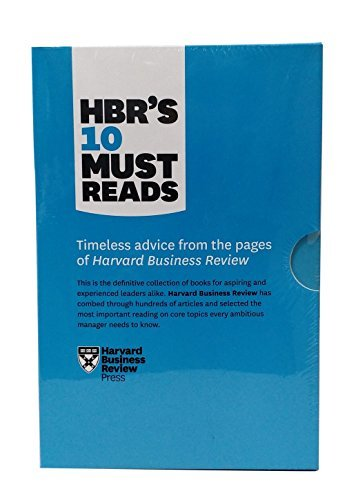 HBR's 10 Must Reads – Set 2 (6 Books Box-Set)