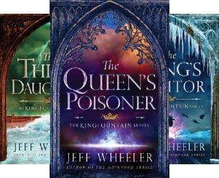 The Kingfountain Series (4 Book Series)