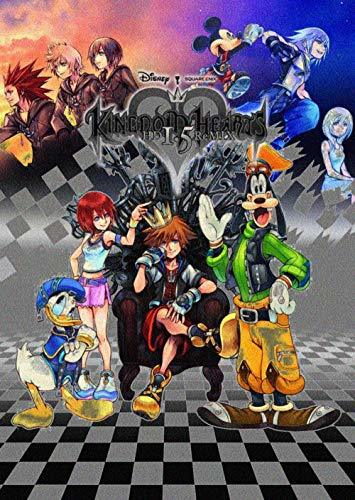 Official: Kingdom Hearts HD 1.5 ReMIX - Complete Guide/Cheats/Hack - Collector's Edition