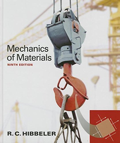 Mechanics of Materials Plus Modified MasteringEngineering with Pearson eText -- Access Card Package (9th Edition)