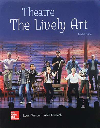 GEN COMBO LOOSELEAF THEATRE: THE LIVELY ART; CONNECT ACCESS CARD