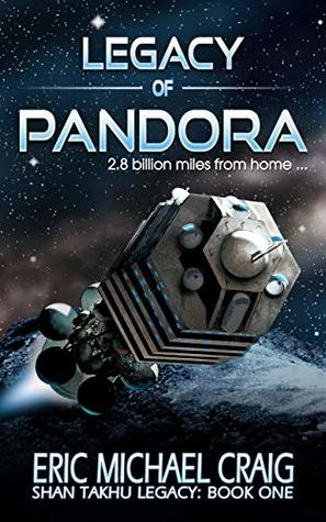 Legacy of Pandora by Eric Michael Craig