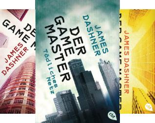 Die Game Master Reihe (Reihe in 3 Bänden)
