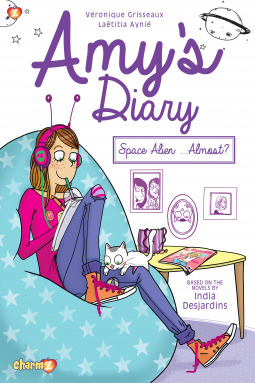 Amy's Diary #1 Space Alien...Almost?