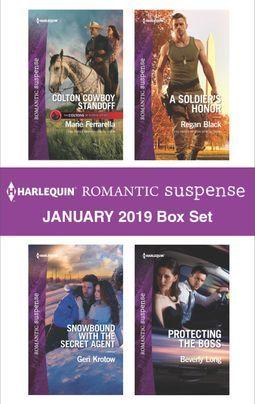 Harlequin Romantic Suspense January 2019 Box Set: An Anthology