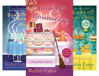 A Magical Bakery Mystery (8 Book Series)
