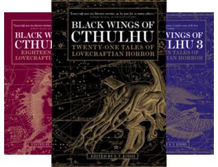 Black Wings of Cthulhu (5 Book Series)
