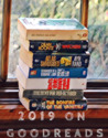 2019 on Goodreads