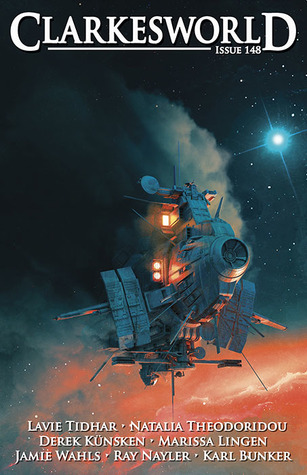 Clarkesworld Magazine, Issue 148