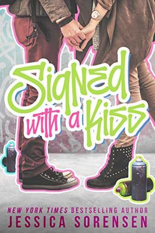 Signed With a Kiss (Honetyon Alexis Book 1)