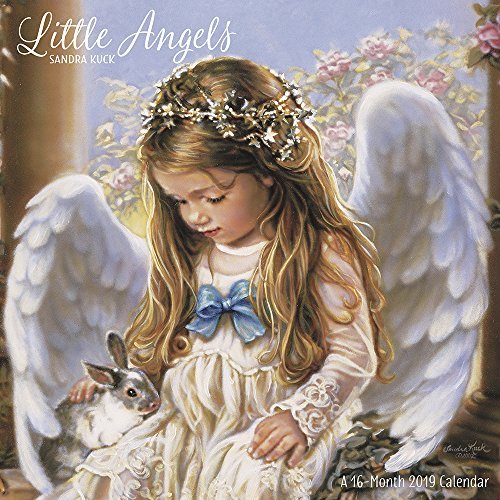 Sandra Kuck - Little Angels Wall Calendar (2019)