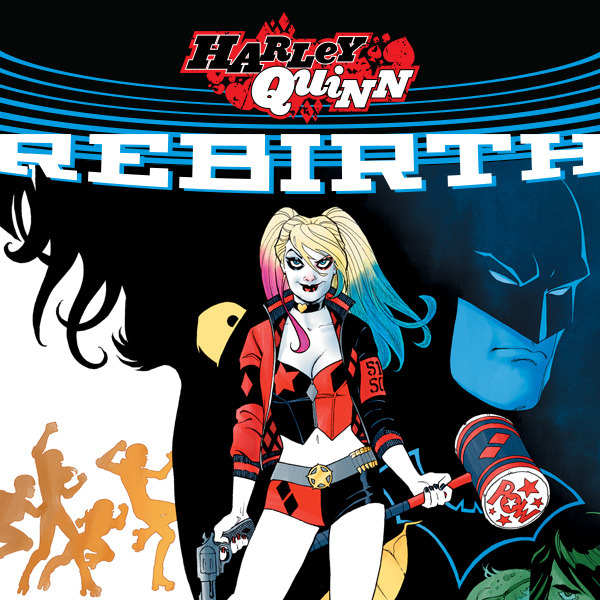 Harley Quinn (2016-) (Collections) (7 Book Series)