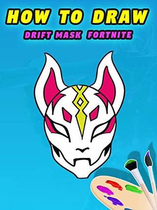 how to draw fortnite drift mask cuddle team leader omega rift edge by green lower - how to draw fortnite drift mask