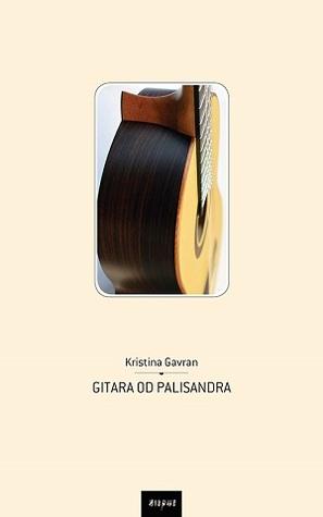 Gitara od palisandra
