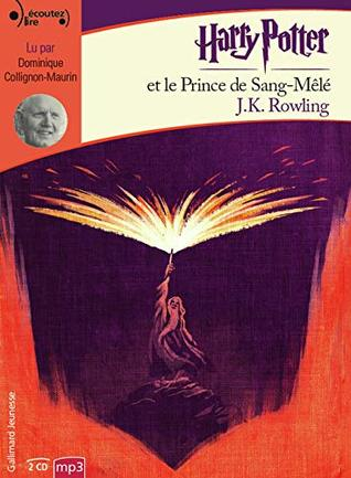 Harry Potter Et Le Prince De Sang-mêlé Livre Audio