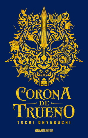 Corona de trueno (Bestias de la noche, #2)