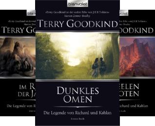 Die Legende von Richard und Kahlan (Reihe in 4 Bänden)
