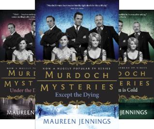 Murdoch Mysteries (7 Book Series)