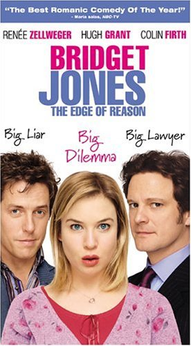 Bridget Jones - The Edge of Reason [VHS]
